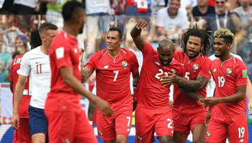 Англия разгромила Панаму со счётом 6:1 и вышла в плей-офф ЧМ-2018