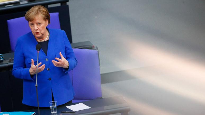 Меркель сделала важное заявление про Россию, Украину и гибридную войну