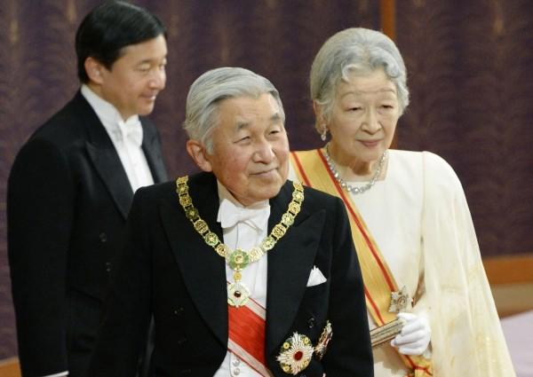 Зеленський привітав імператора Японії з днем народження