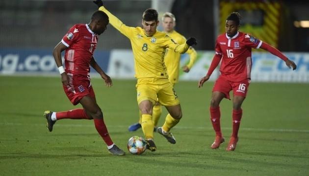 Національній збірній України з футболу виповнилося 28 років