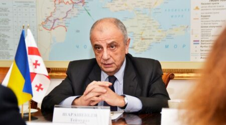 Посол Грузии в Украине вернулся в Киев - МИД