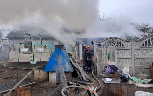 В Ровенской области загорелся нелегальный приют для животных