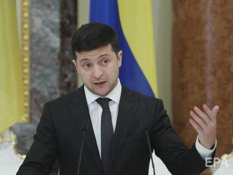 Зеленский заявил о недопустимости прямых переговоров с