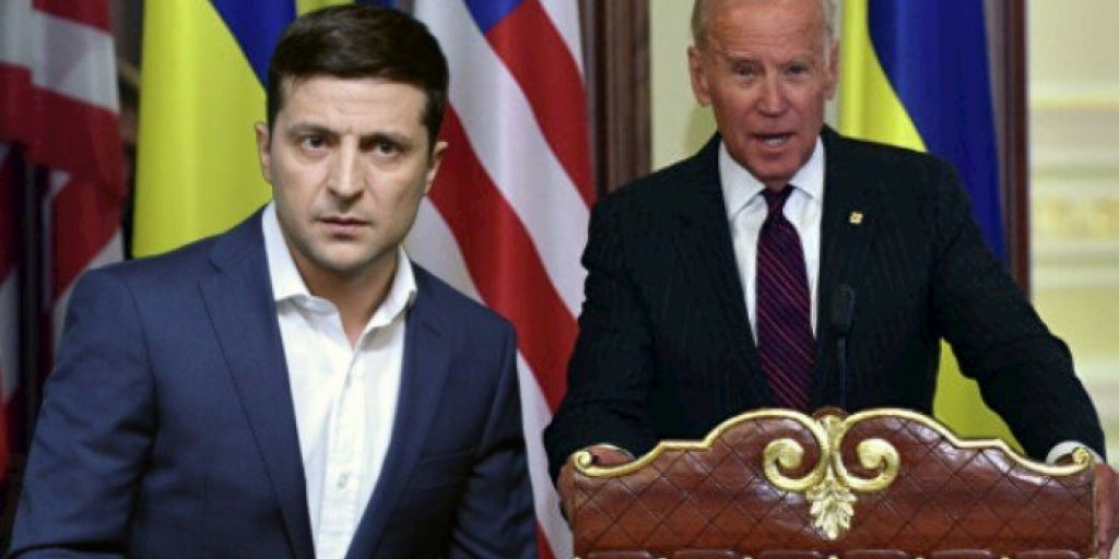Во время встречи Зеленский и Байден обсудят три блока вопросов