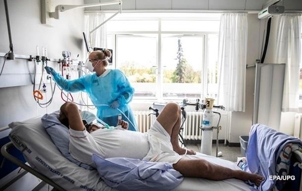 В Киевской области три райбольницы прекратили прием пациентов