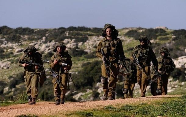В Израиле военные открыли огонь по двум палестинцам