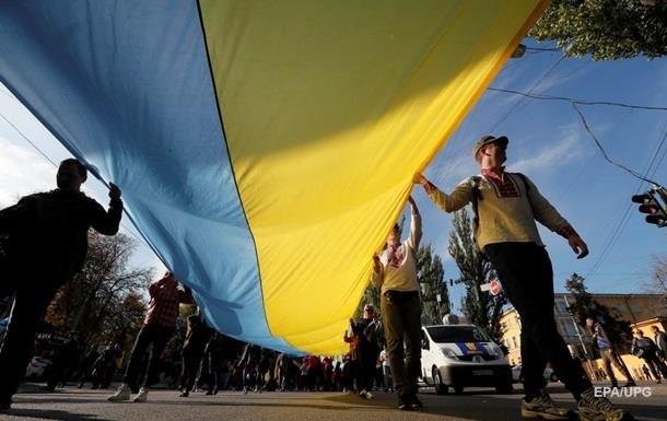 Украинцев стало на 10 миллионов меньше