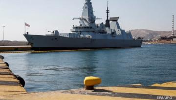 Британия в мае направит в Черное море два боевых корабля