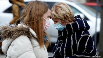 В Киеве количество COVID-случаев выросло почти в пять раз