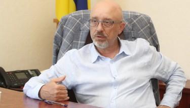 Олексій Резніков: Воду в Крим росіяни не отримають, навіть в силовий спосіб