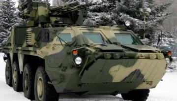 Харківське підприємство має поставити понад 70 БТР-4 у 2021 році