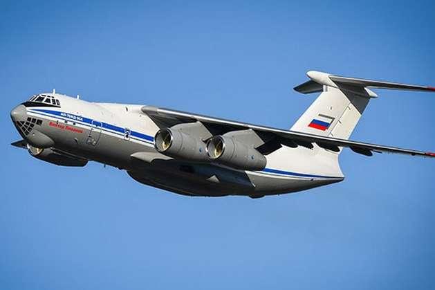 Російський військовий літак порушив повітряний простір Естонії