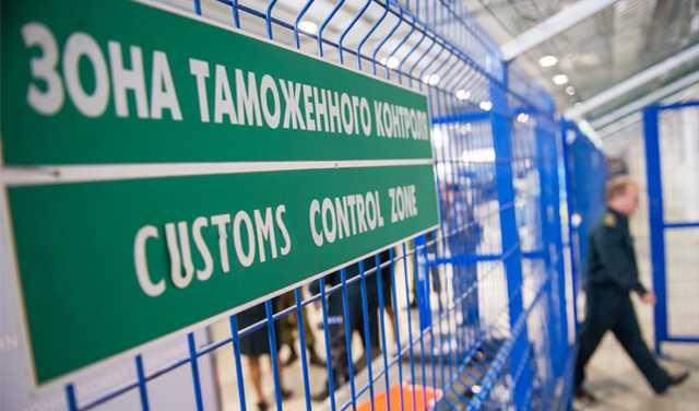 Таможенники в Одессе обнаружили незадекларированные мобильные аксессуары на свыше 10 млн грн