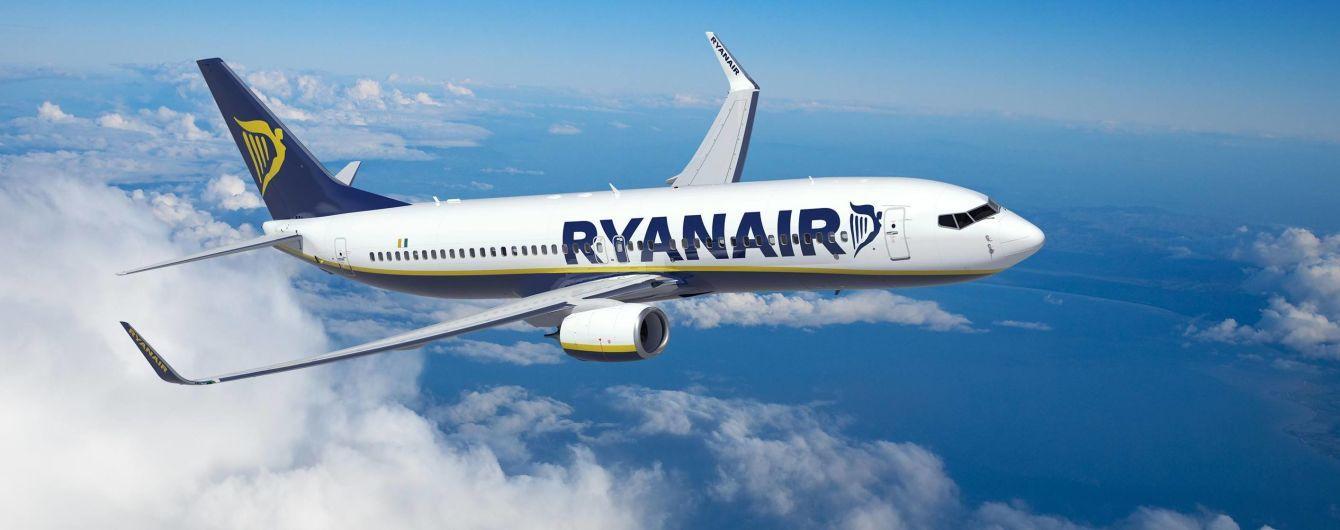 Ryanair зацікавлений у рейсах ще в три міста України — ЗМІ