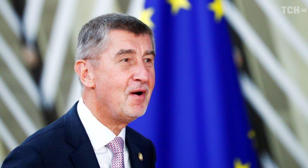 Прем'єр Чехії не вважає