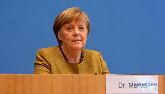 У Берліні підтвердили участь Меркель у переговорах Зеленського з Макроном