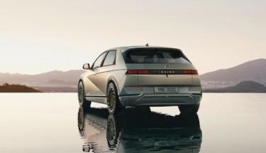 Hyundai представив електрокар, який заряджається до 90% за 18 хвилин