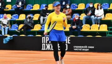 Світоліна принесла Україні першу перемогу у тенісному матчі з Японією