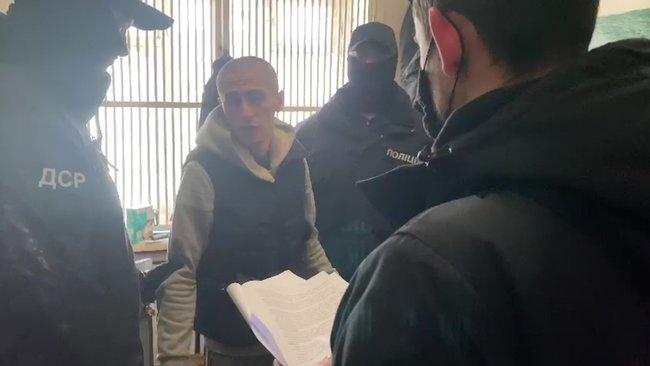Впервые в Украине сообщили о подозрении