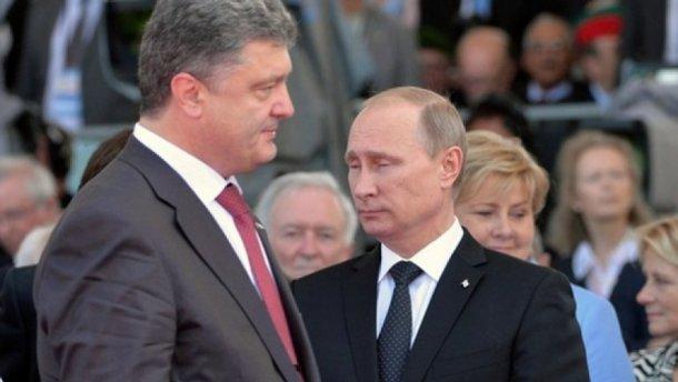 Про що насправді розмовляли Порошенко і Путін: думка експерта