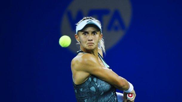 Теніс: Леся Цуренко впевнено перемогла чергову суперницю в Акапулько