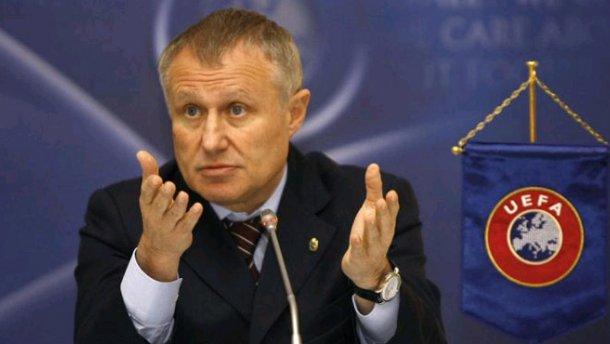 Григорія Суркіса підозрюють в розтраті 2 мільйонів євро