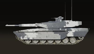 Европейцы подписали соглашения о создании танка нового поколения