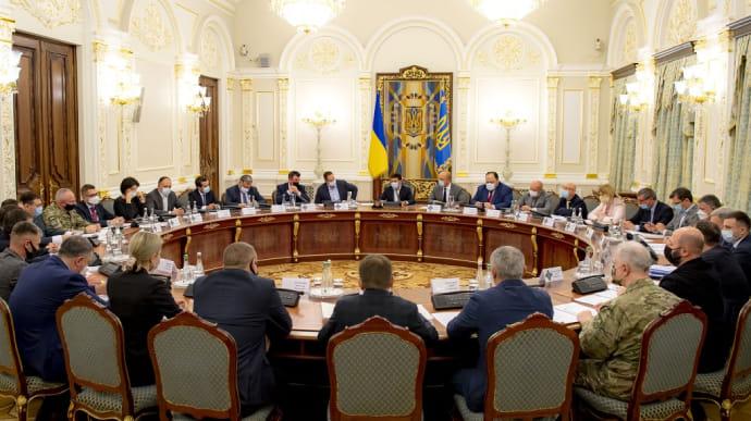 РНБО запровадить другий пакет санкцій проти контрабандистів – Зеленський