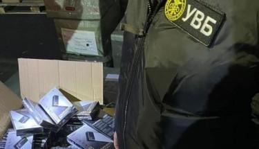В Одесі митниця виявила незадекларовані мобільні аксесуари на понад 10 млн грн, - Денис Пудрик