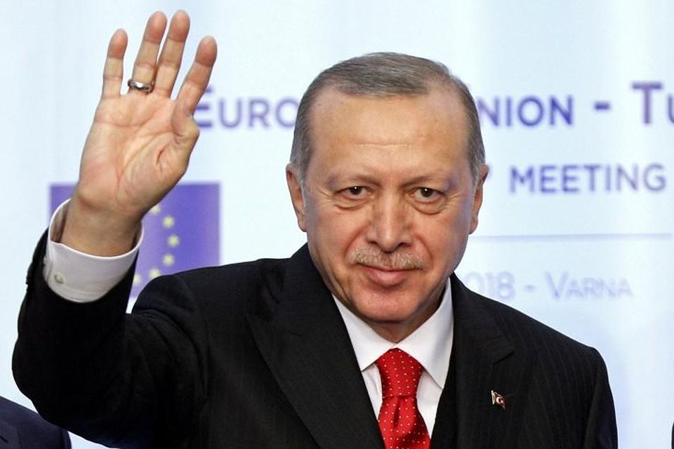 На президентских выборах в Турции лидирует Эрдоган
