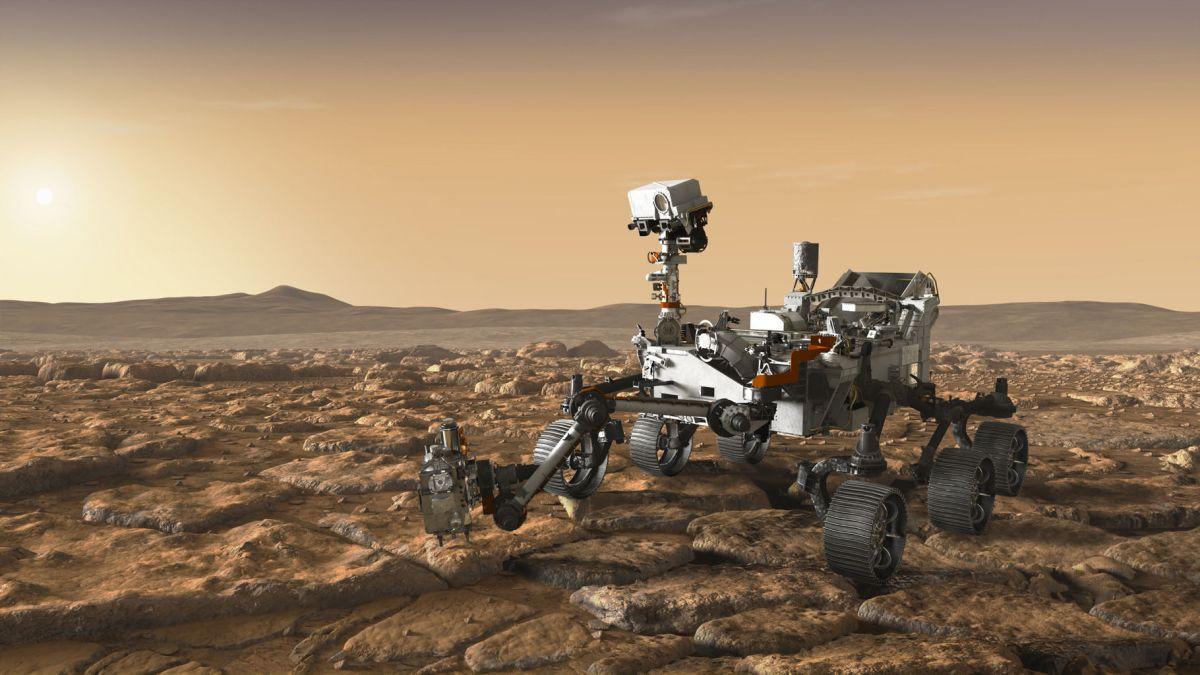 Perseverance впервые получил кислород из атмосферы Марса