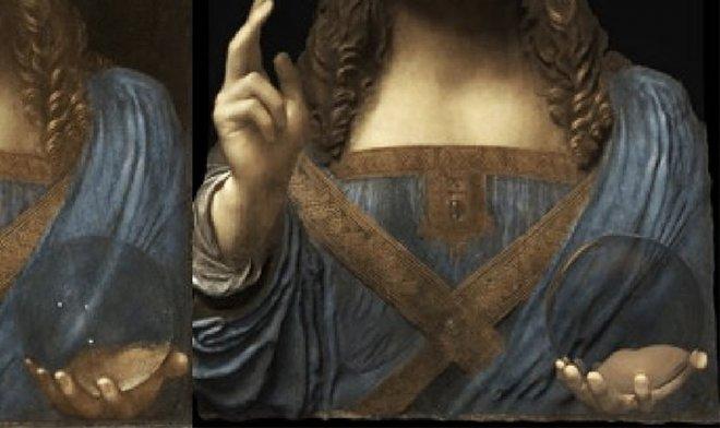 Ученые разгадали тайну «стеклянного шара» да Винчи