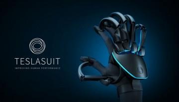 Ультра-перчатки Teslasuit создают эффект прикосновения к виртуальным объектам