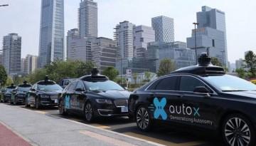 В Шанхае запустят беспилотное такси на базе сервиса от Alibaba